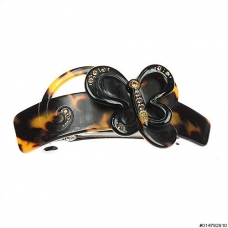 Classic Butterfly Design Barrette (France Clip)