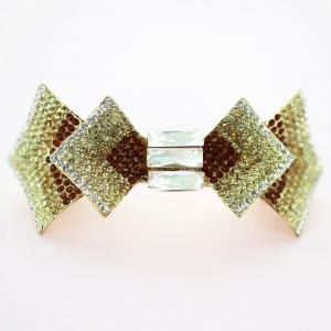 Fashion Crystal Barrette