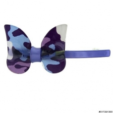 Mix Print Majestic Butterfly Long Barrette