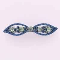 Crystal Rhinestone Barrette/Hair Clip