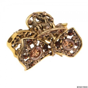 Bow Cubic Zirconia Jaw