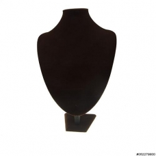 Velvet Necklace Display (Large)