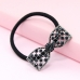 Australian Crystal-Embellished Bow Hair Tie