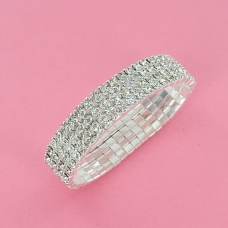 Sparkling Crystal Stretch  Bracelets