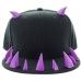 Unsex Neon Horn Baseball Cap