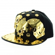 Unsex Studded Workshop Baseball Cap