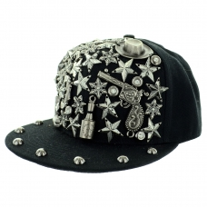 Unsex Heavy Metal Baseball Cap