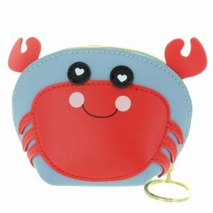 Happy Craby Coin Purse