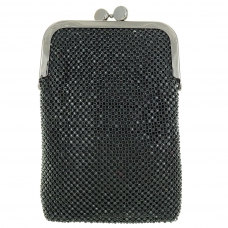Crystal Mesh Purse