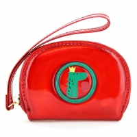 Little Dinosaur Credit Card  Wristlet Wallet