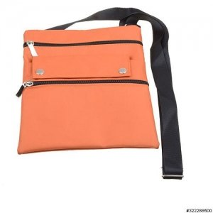 Nylon lightweight crossbody bag