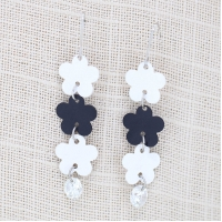 Fashion Flowers Earring