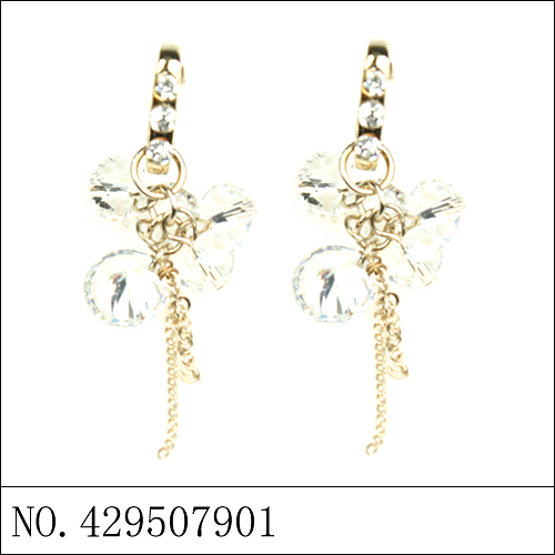 Fashion Crystal Earring