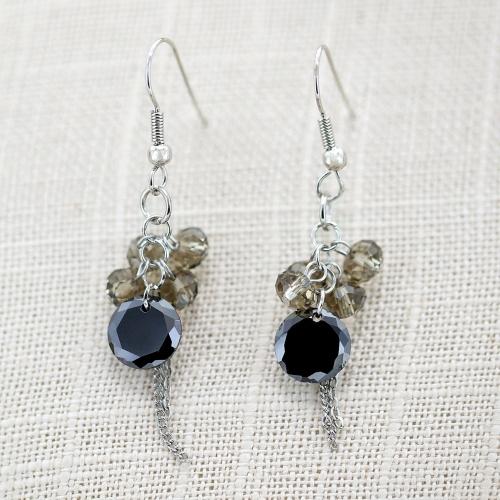 Fashion Crystal Earring