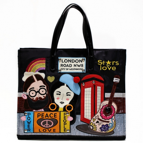 Fashion The Artist Tote Bag