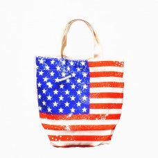 Mix Print Convenience Soft Tote (Small)
