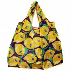 Reusable Foldable Shopping Grocery Tote (X Large)