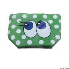 Polyester Big Eye Zipper Closure Mini Tote