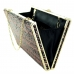 Sequin Box Frame Clutch