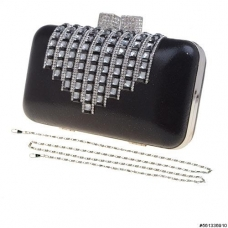 Crystals Metallic Clutch
