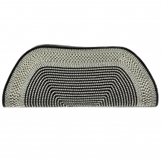 Crystal & Beaded Envelope Clutch