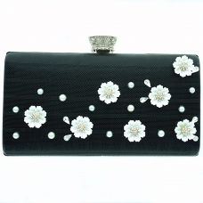 Lovely Flowers Clutch