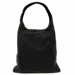 Metropolitan Mesh Shoulder Bag