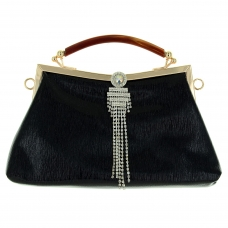 Vintage Top Handle Clutch