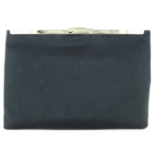 Gleaming Metallic Soft Clutch