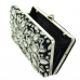 Hand Sewing Crystal Clutch (Large)