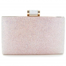 Glitter Evening Clutch Bag