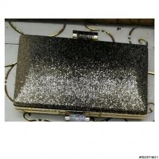 Glitter Evening Clutch Bag