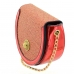 Glitter Saddle-shaped Crossbody Bag