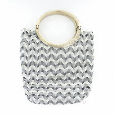 Wave Elegan Sparkling Mash Crystal Purse