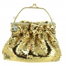 Shimmering Sequin Clutch