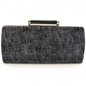 Box Frame Evening Clutch Bag