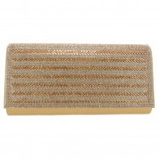 Crystal Embellished Clutch