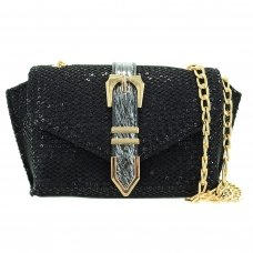 Sequins Embellished Crossbody Mini Bag