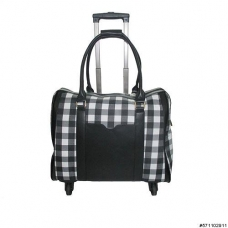 Spinner Carry On 15'' Laptop & Tablet Travel Bag