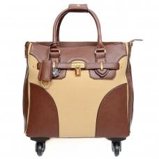 "Spinner Carry on 15"" Laptop & Tablet  Travel Bag"